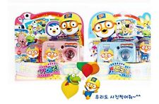 Pororo Pretend Play Camera Kids-pictures,sound,lighting