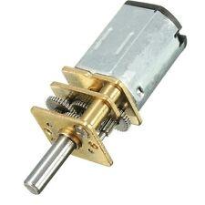 N20 DC12V 500RPM Miniture Gear Motor High Torque Electric Gear Box Motor
