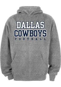 Dallas Cowboys NFL Football Sport Grey Hoodie Unisex Hooded Sweatshirt Hot