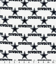 "NFL DALLAS COWBOYS FOOTBALL CURTAIN VALANCE  56""WIDE X 13""LONG"