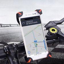 Motorcycle MTB Bike Bicycle Handlebar Mount Holder For iPhone Samsung GPS