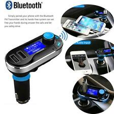 Wireless Bluetooth FM Transmitter MP3 Player Car Kit Charger for iPhone 6 5S TR