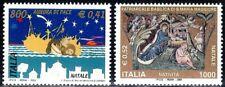 ITALIA 2001 NAVIDAD 2530/31 2v.