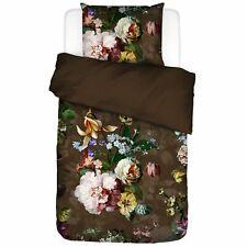 ESSENZA Bettwäsche Fleur Chocolate Geblümt Blumen Blüten Baumwollsatin