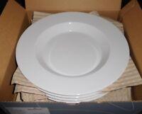 Rosenthal Culture Weiss 4 Suppenteller 25 cm / 1 A Neuware & Ovp