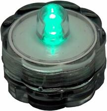 Bluedot Trading Submersible Tea Lights, Turquoise, 10-Pack