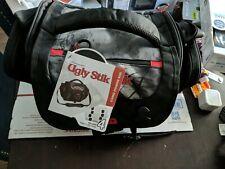 Ugly Stik Medium Size Fishing Supplies Soft Tackle Box Bag Camo New W/ Free Ship