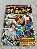 Amazing Spider-man #126, FN/VF 7.0, Death of the Kangaroo