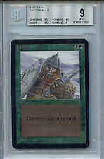 MTG Alpha Ice Storm BGS Graded 9.0 (9) Mint card Magic the Gathering WOTC 0660