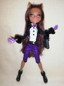 Monster High Clawdeen Wolf - Sweet 1600. NOT COMPLETE, BUT COMPLETELY COOL!