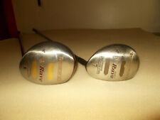 Square Two Lady Rave Mid Profile Driver 11* & 26* Wood #7 Set Oversize Graphite