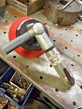 Dual Flex 8� Polisher Sander Pneumatic Air Tool & Port 4 Clayton Dust Collector