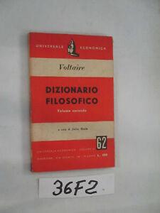 Benda DIZIONARIO FILOSOFICO (36F2)
