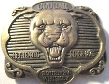 Cougar Authentic Since 1865 Belt Buckle pre-owned in very good condition.