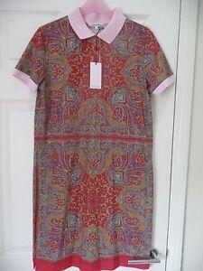 BNWT CARVEN (FRANCE) FRAMBOISE DRESS SIZE L OR UK 12-14