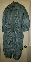 1960 USAF Coverall, Flying, Men's Type CWU-1/P, Size Sm/Reg Albert Turner & Co.