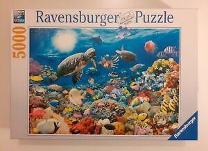 Ravensburger Underwater Tranquility 5000 Piece Jigsaw
