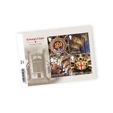 UK Windsor Castle Stamp Sheet MNH 2017