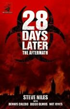 28 DAYS LATER: THE AFTERMATH Trade Steve Niles (Fox Atomic Comics)