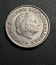JULIANA KONINGIN DER NEDERLANDEN 10 CENT COIN