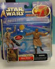 Star Wars Mace WIndu Attack of the Clones NIP