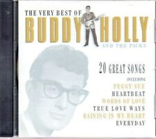The Very Best of Buddy Holly And The Picks - CD -----DISC ONLY!!!!!!