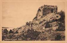 Aland Bomarsunds ruiner Ruins Antique Postcard J67926