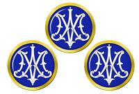 Monogramme de Mother Mary Marqueurs de Balles de Golf