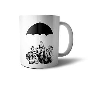Personalised Initials Name Images The Umbrella Academy Mug MugDX01P