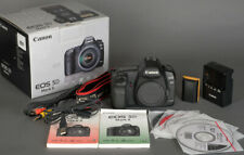 Very Good Canon EOS 5D Mark II 21MP Digital SLR  Body 46K Act. CF Card Warranty!