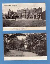 2 Holland House Kensington London pcs unused Henry Brown Ref F623