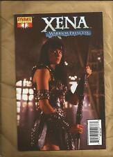 Xena Warrior Princess 1 2006 Photo Cover Dynamite US comics