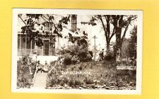 RPPC Van Buren,AR Arkansas Uncle Hink Bob Burns Home