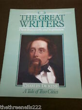THE GREAT WRITERS #25 CHARLES DICKENS