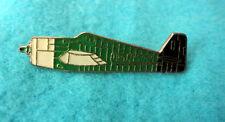 US Navy Grumman F6F Hellcat - Carrier Fighter Aircraft Pin Badge Unusual!