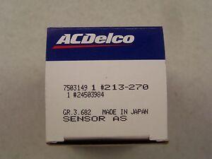 Delco  213-270 213-1622 Mass Air Flow Sensor Regal Lesabre Century Lumina