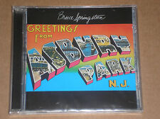 BRUCE SPRINGSTEEN - GREETINGS FROM ASHBURY PARK, N.J. - CD SIGILLATO (SEALED)