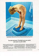 PUBLICITE ADVERTISING 014   1971   TERRAILLON   pèse-personne