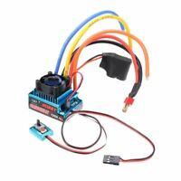 ESC Sensored brushless ESC 120A 540 550 40mm motors 1/10 1/8 buggy truggy <760A