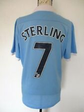 Sterling #7 Manchester City 2015 Football/soccer Nike Jersey, Size M