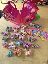 Filly Sammlung mit Haus und 21 Pferde