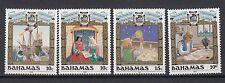 Bahamas 1988 500 anniversario scoperta dell'America 655-58 MNH