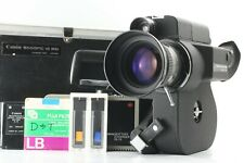 【CLA'd MINT NEW BATTERY】 Canon Scoopic 16MN 16 MN Movie Camera FedEx from JAPAN