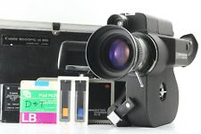 【CLA'd MINT NEW BATTERY】 Canon Scoopic 16MN 16 MN Film Movie Camera FedEx JAPAN