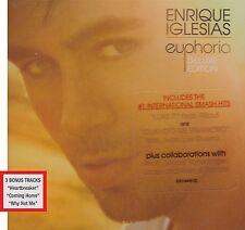 Euphoria [Deluxe Edition] by Enrique Iglesias (CD, Jul-2010, Polydor)