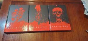 NAILBITER Murder Edition Vol 1-3 (1,2,3) HC Hardcover Lot - Rare