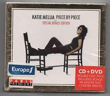 KATIE MELUA CD + DVD (NEW) PIECE BY PIECE (SPECIAL BONUS EDITION)