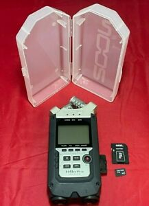 Zoom H4n Pro Portable Handy Recorder *Great Condition*