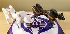 BANDAI POWER RANGERS JUNGLE FURY BEAST MASTER MEGAZORD LEOPARD & PUMA 2008