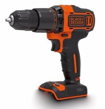 Black & Decker Bcd700s1ka Hammer Drill With 18v Battery and Carry Case